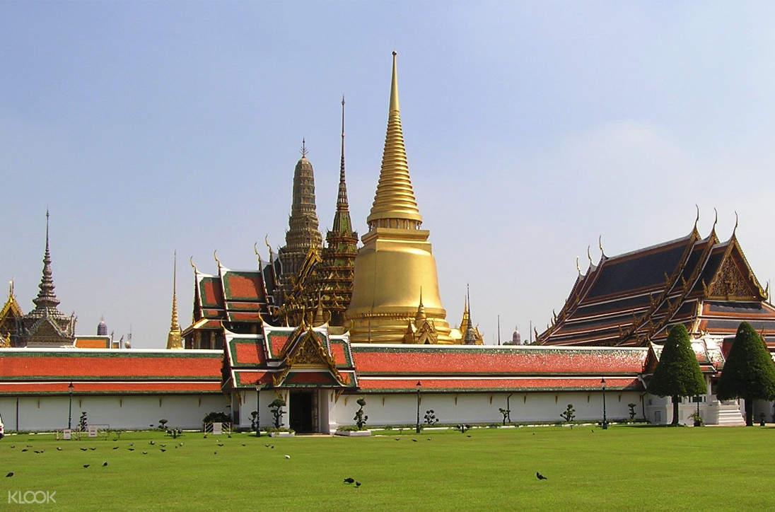 曼谷自行車騎行一日遊大皇宮