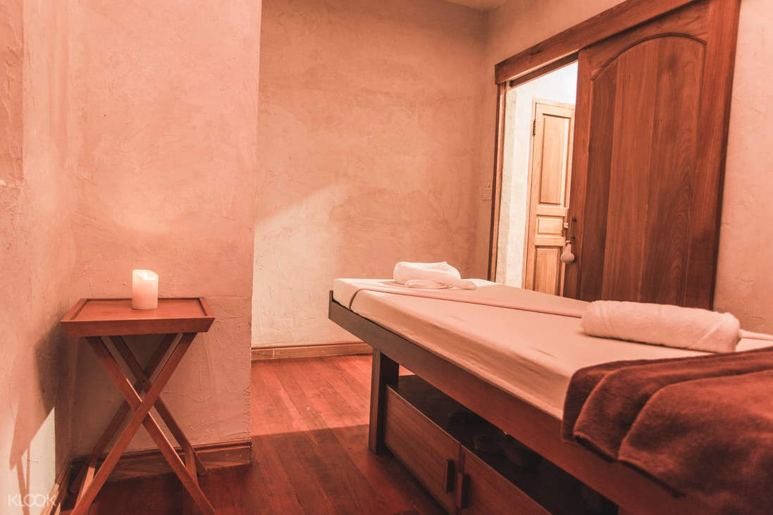 No. 38 Spa private room
