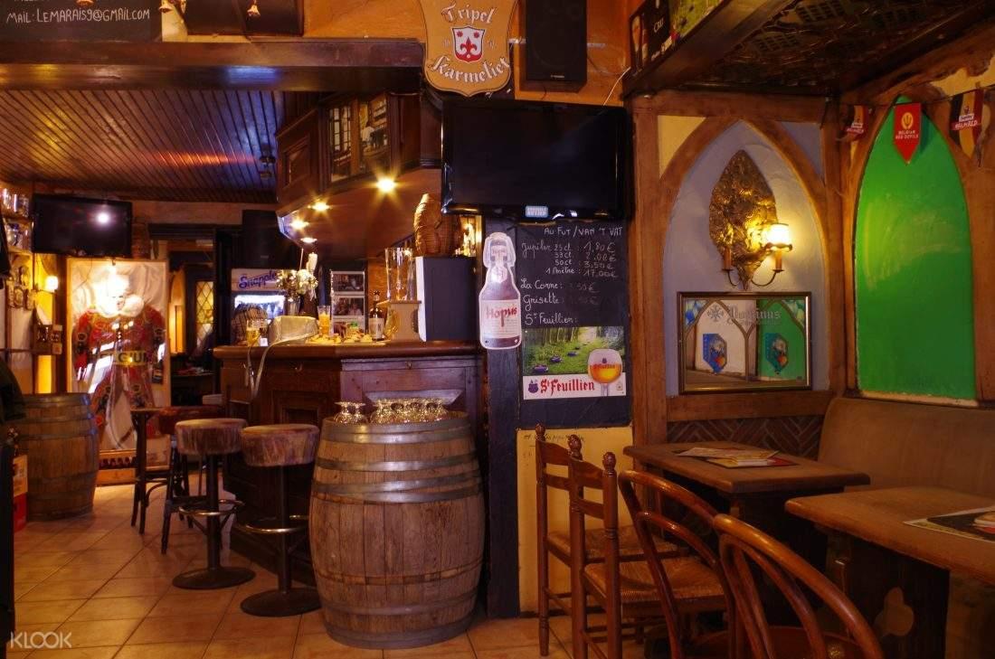 brussels pub