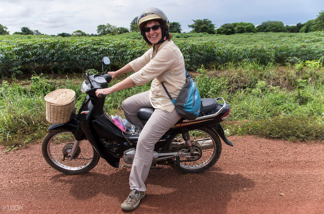 Siem Reap Motorbike Rental