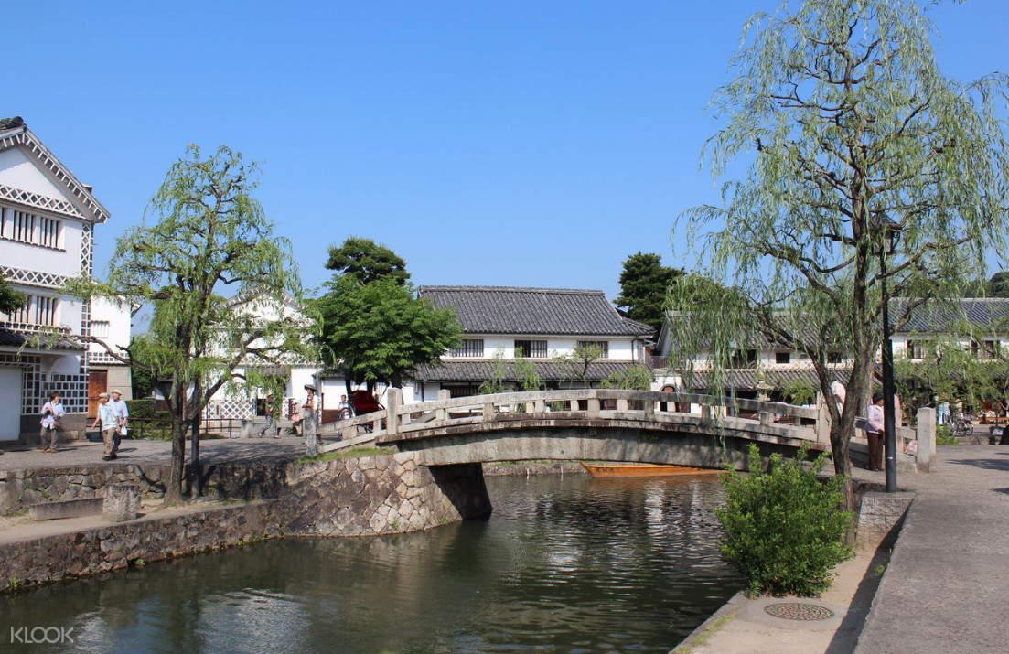 岡山草莓採摘,倉敷美觀地區,岡山一日遊,倉敷散步,美觀地區,大阪周邊遊,大阪周邊一日遊