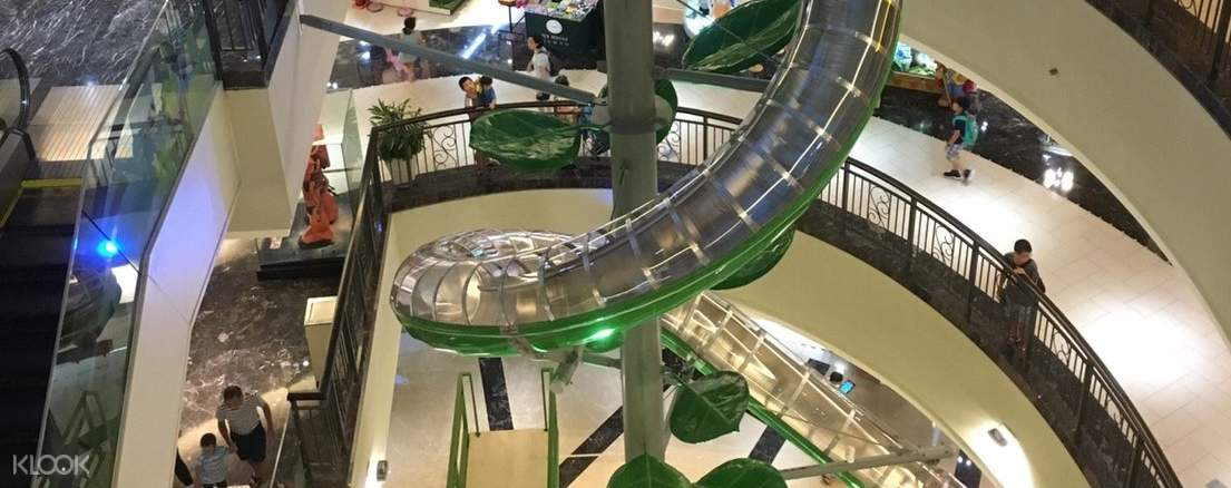 view of Rotating slide
