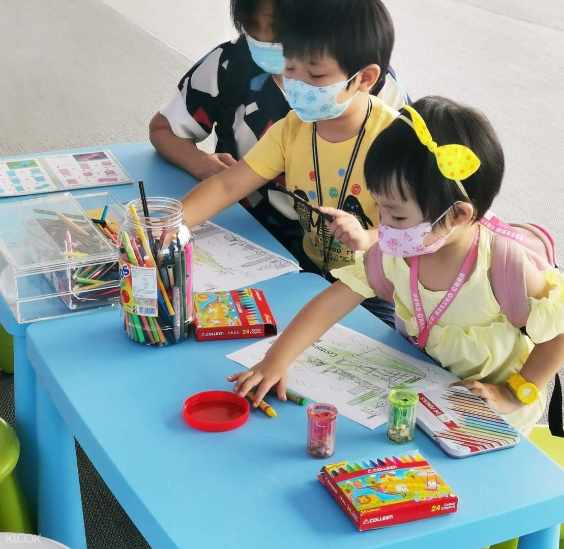香港天際100觀景台兒童樂園