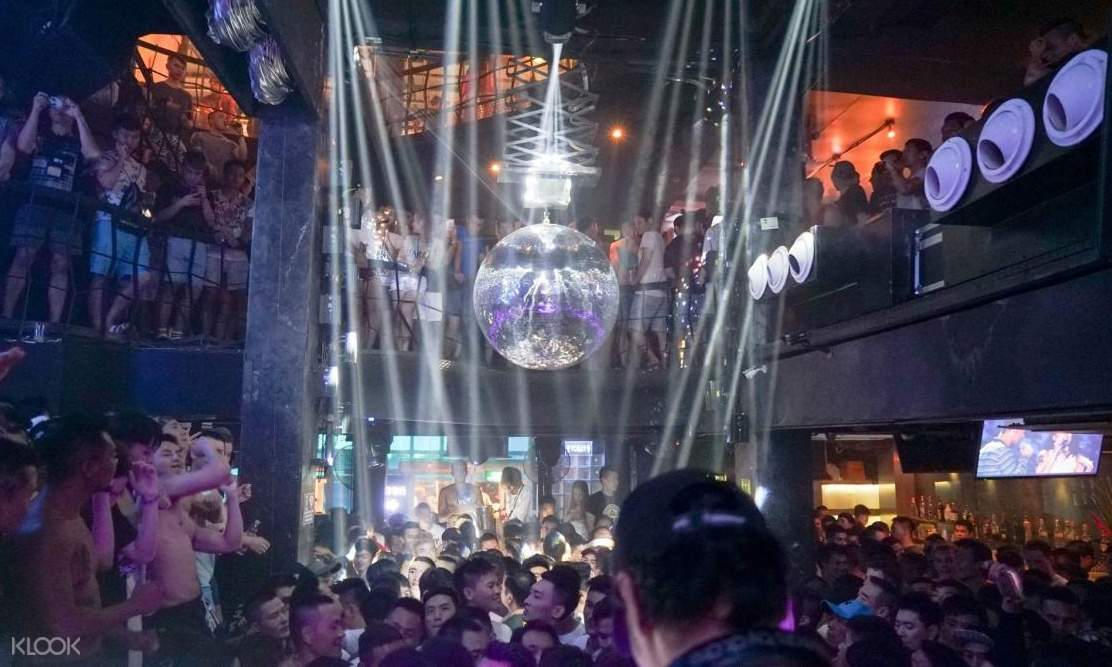 view of a club in bangkok