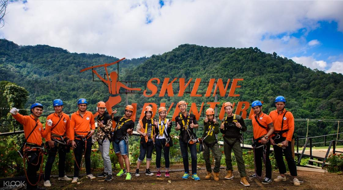 skyline adventure