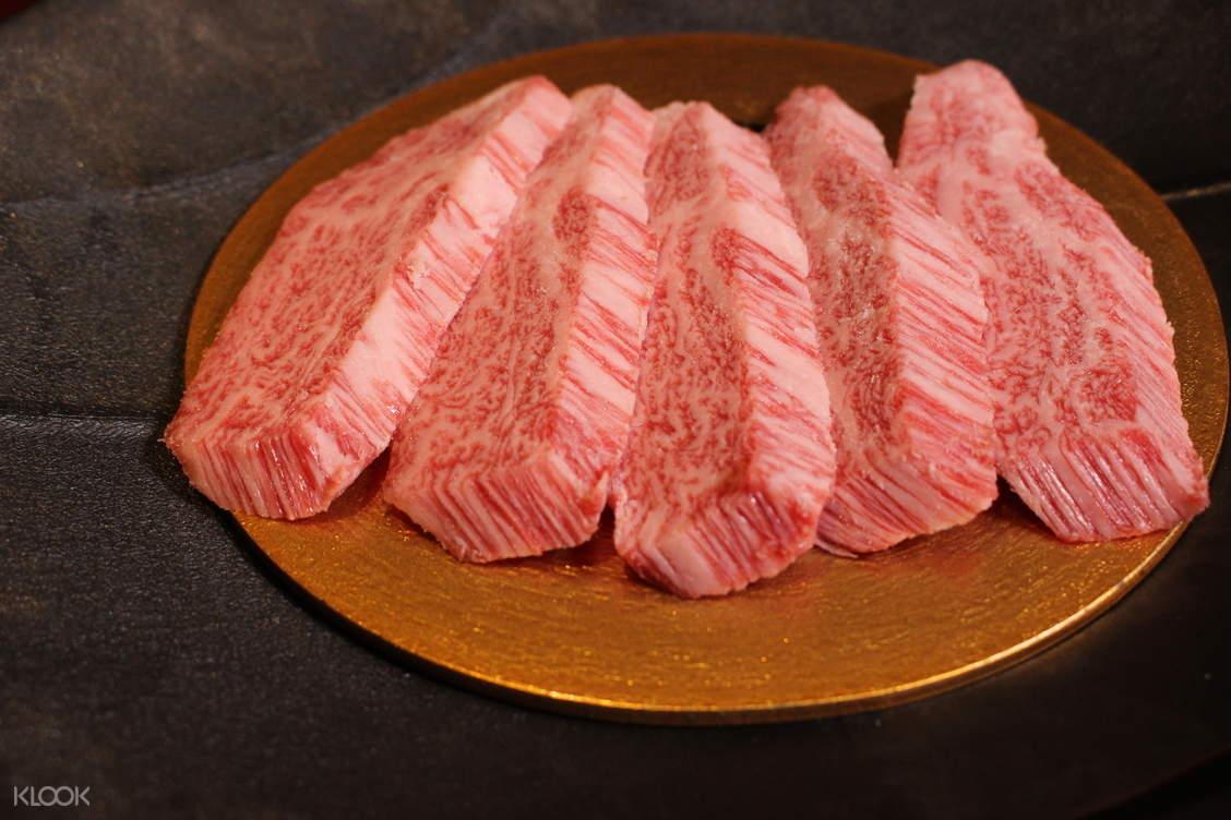 燒肉晚翠和牛燒肉