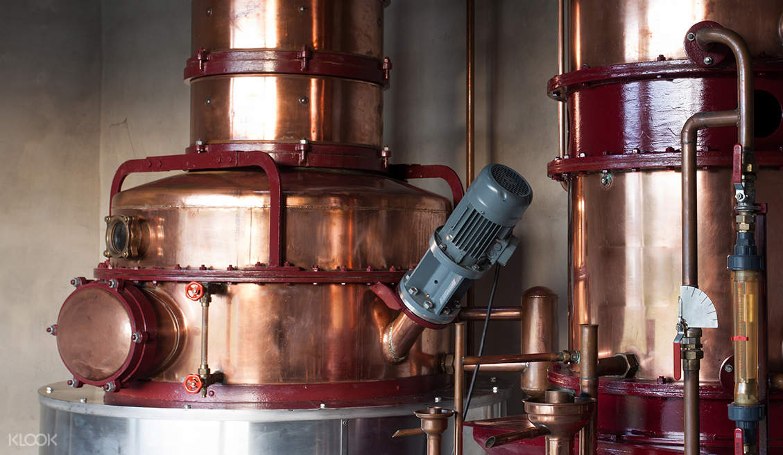 Chalong Bay Rum Distillery Tour