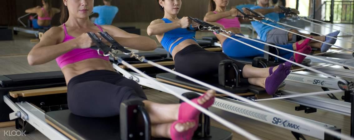 pilates class absolute sanctuary koh samui