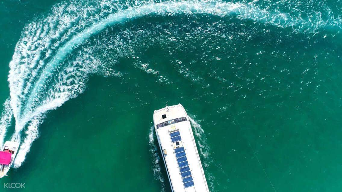 speed ferry from sihanoukville to samloem