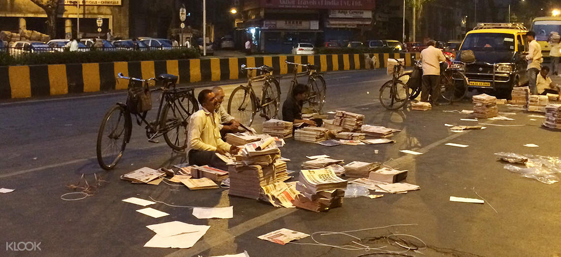 孟买晨间摩托车探索之旅