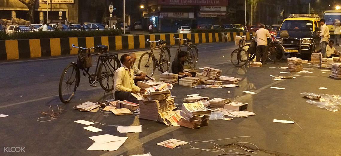 孟買晨間摩托車探索之旅