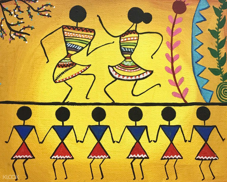 Warli Painting Online Workshop