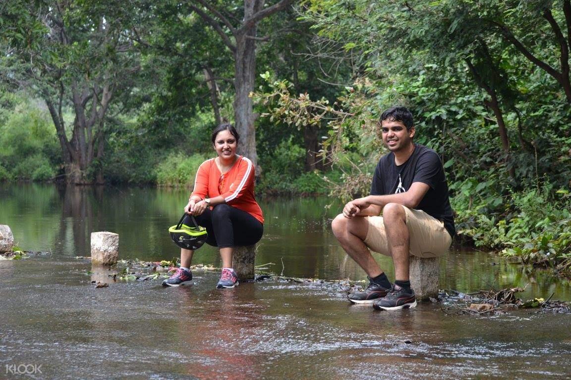 印度Bhemeshwari 至Muthathi森林 周末騎行