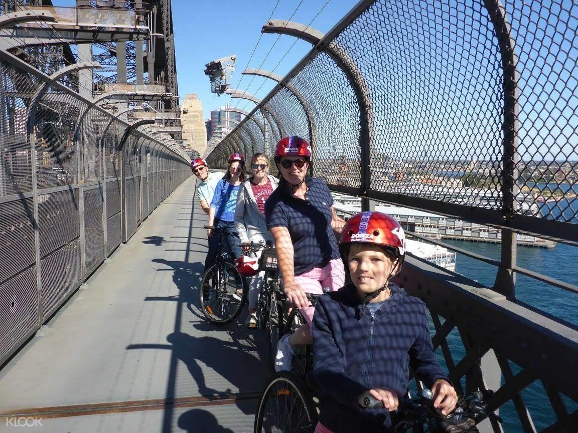 sydney bike tour