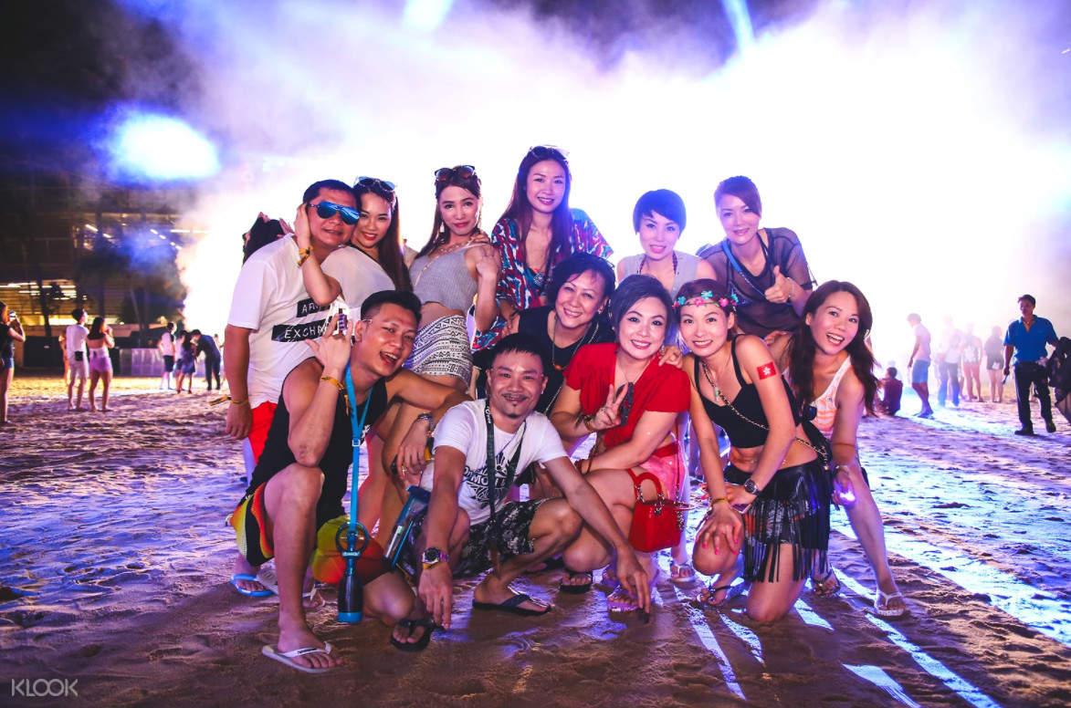 2018 ZoukOut沙滩音乐节门票