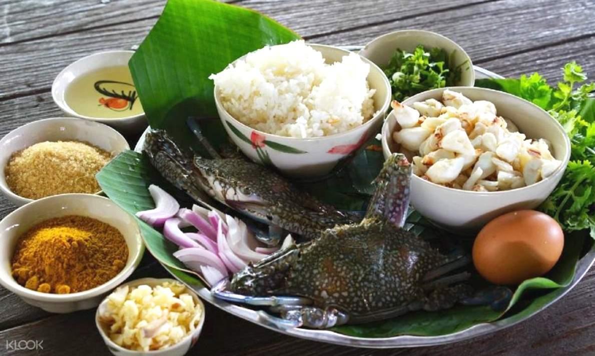 泰式料理烹飪課程