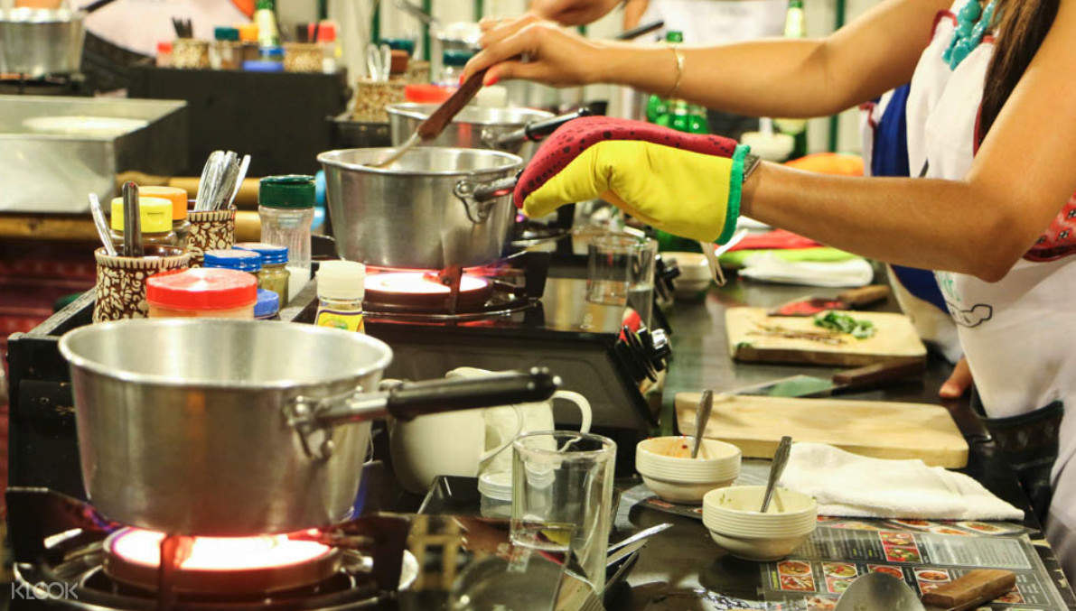 Akha Kitchen泰式烹饪课程 & 当地集市导览