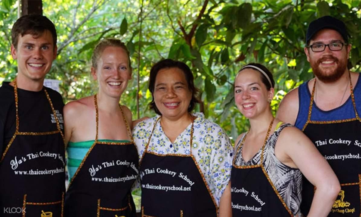 喀比泰式料理烹飪課程