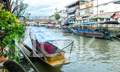 Maeklong Train Market and Amphawa Floating Night Market Join In Tour with Firefly View by Oriental Holiday