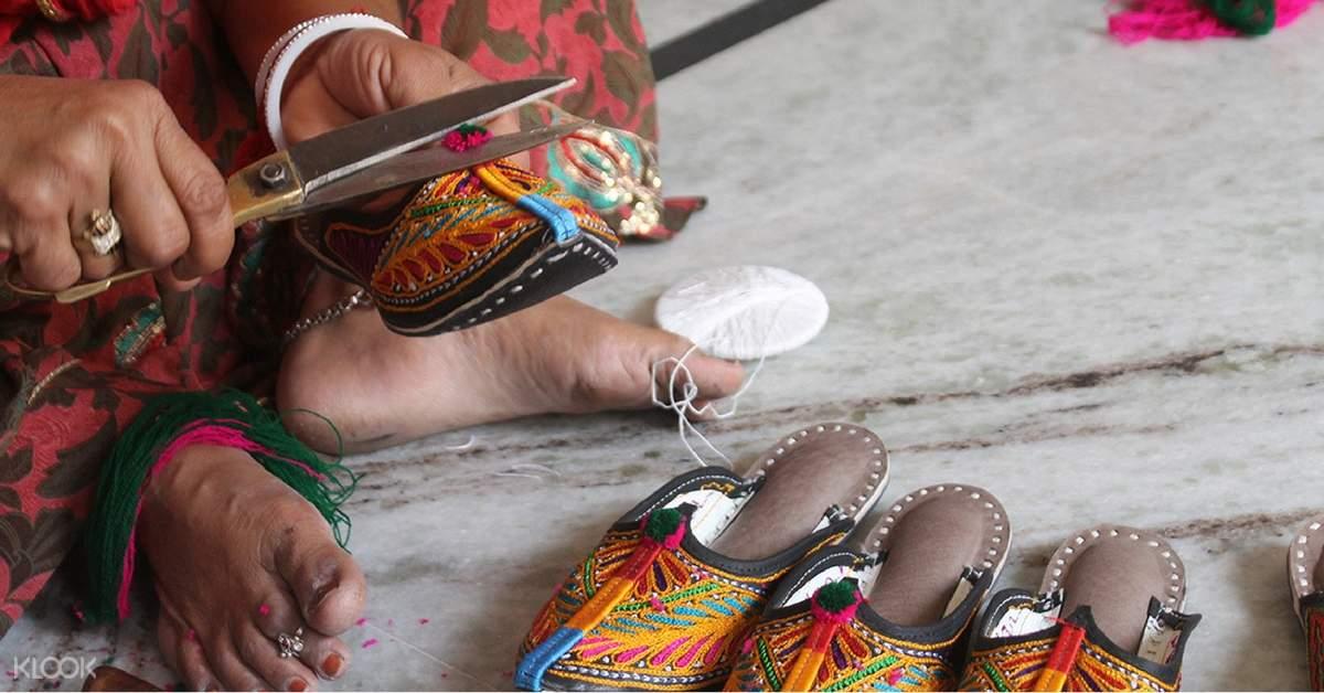 印度焦特布尔购物天堂