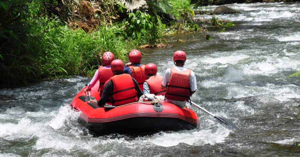 Ayung River Rafting In Bali With Optional Waterfalls Trip Klook Us