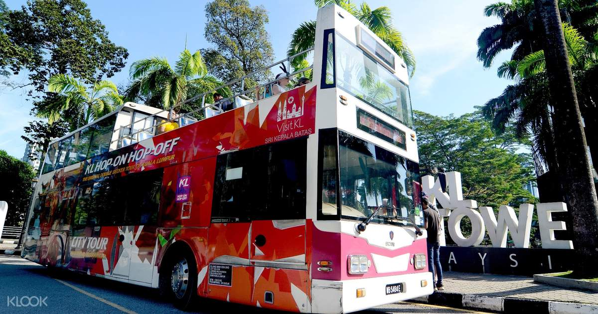 KL Hop On Hop Off Bus Pass (24/48 Hours)