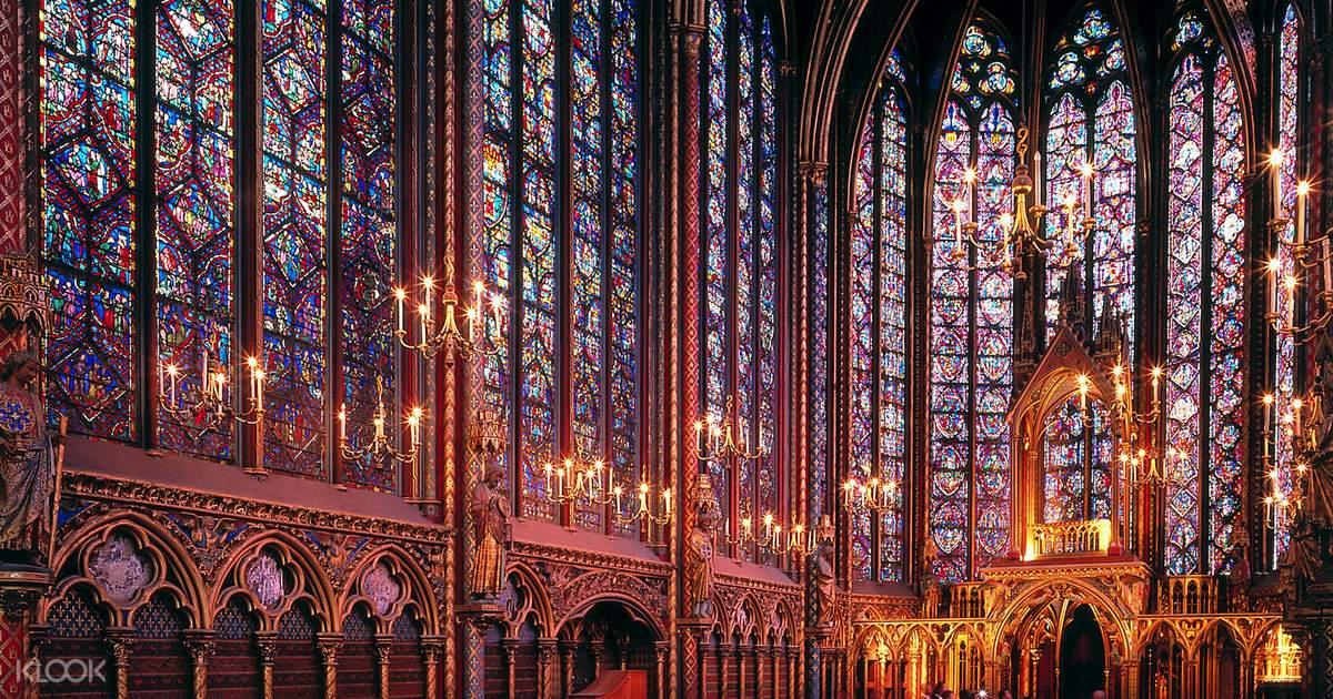 Sainte-ChapelleSkip-The-LineTicketinPari