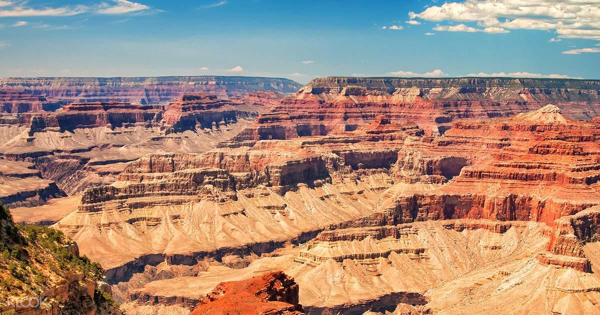 Grand Canyon South Rim Bus Day Tour From Las Vegas