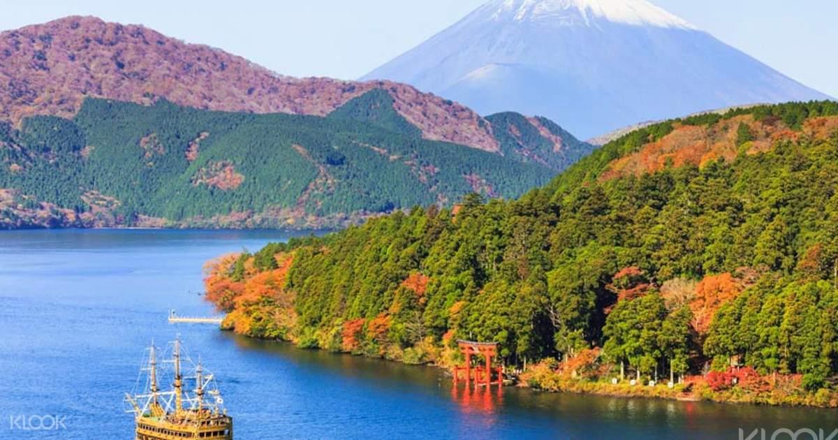Mount Fuji and Hakone Day Trip - Klook