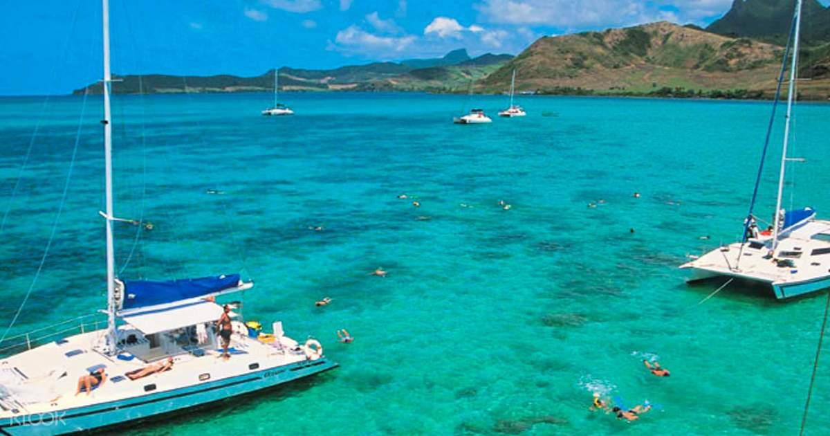 Catamaran to Ile aux Cerfs - Klook