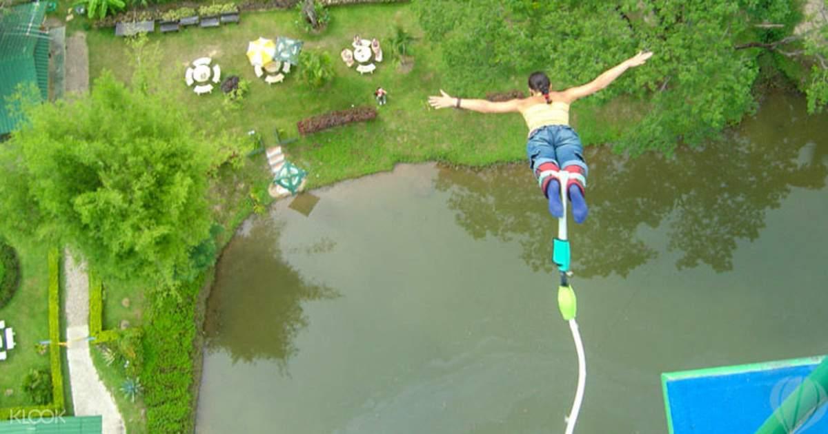 Phuket Bungy Jump - Klook
