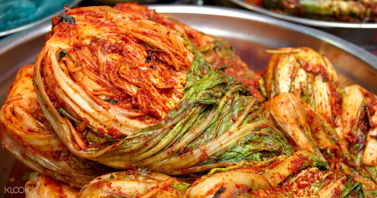Seoul Kimchi & Culture Experience - Klook