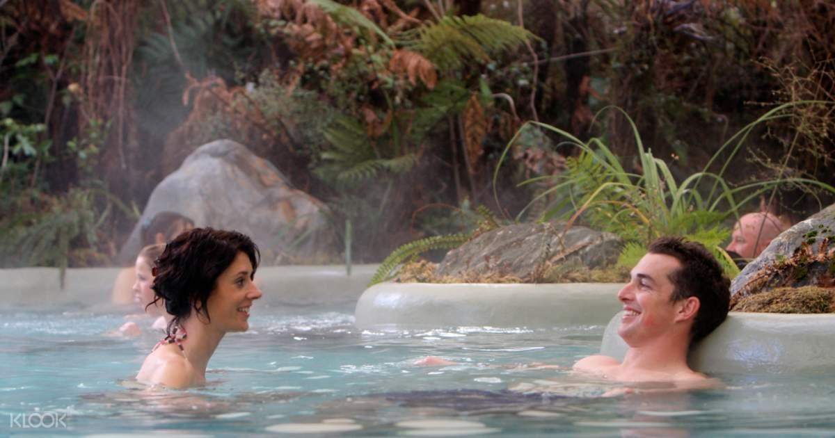 Franz Josef Glacier Hot Pools Discount - Klook