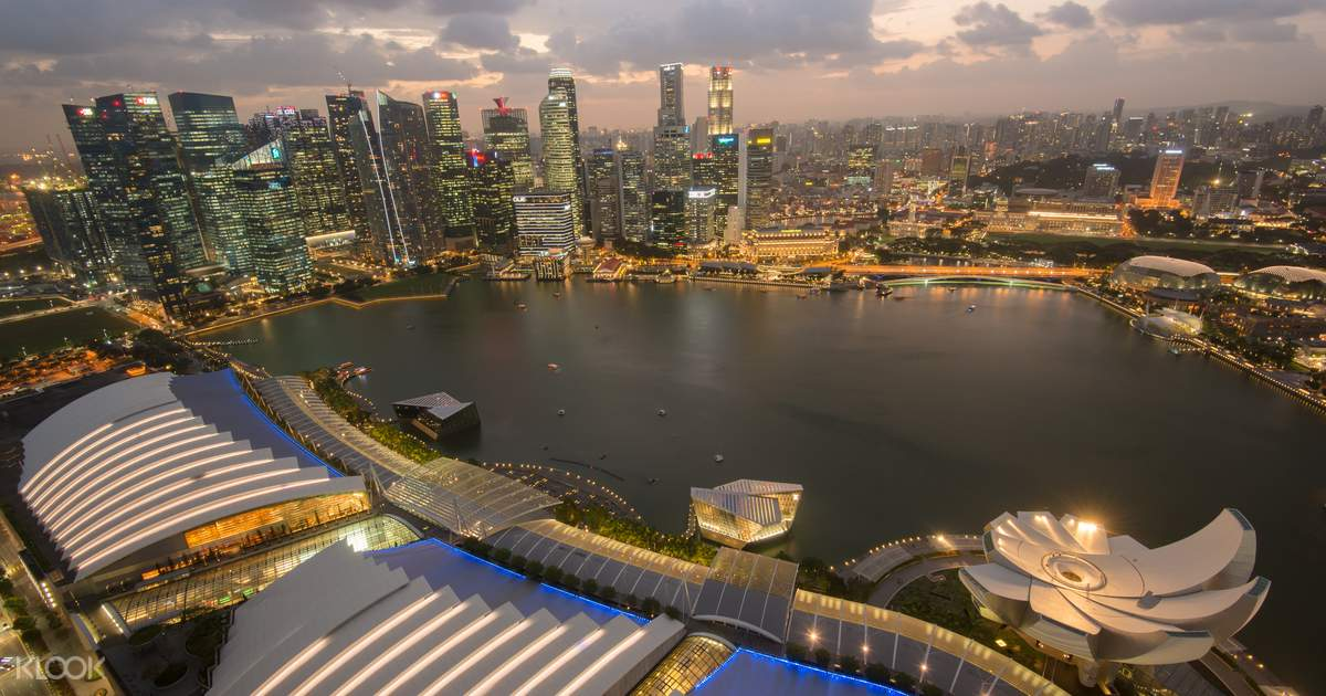 Marina Bay Sands Skypark Observation Deck - Klook