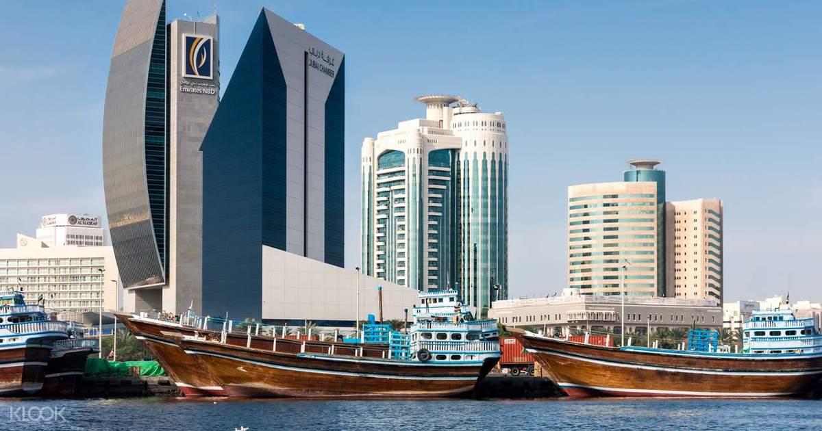 Dhow Dinner Cruise Dubai Marina - Klook