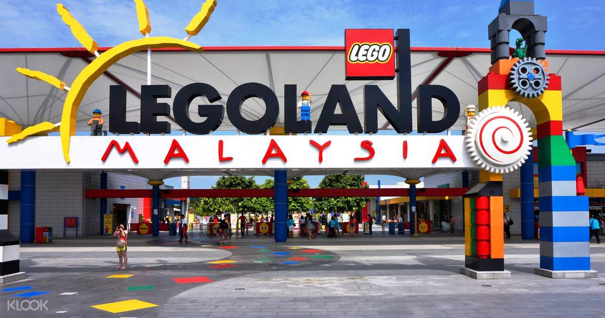 Legoland and Hello Kitty Town Transfers - Klook
