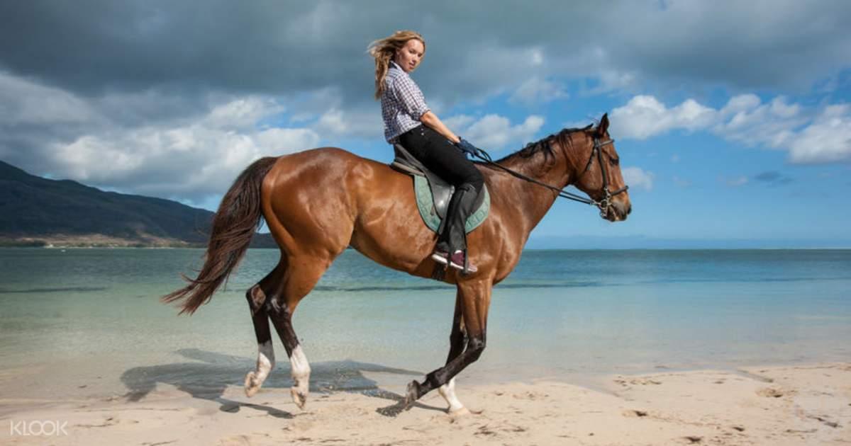 Le Morne Horseback Riding - Klook