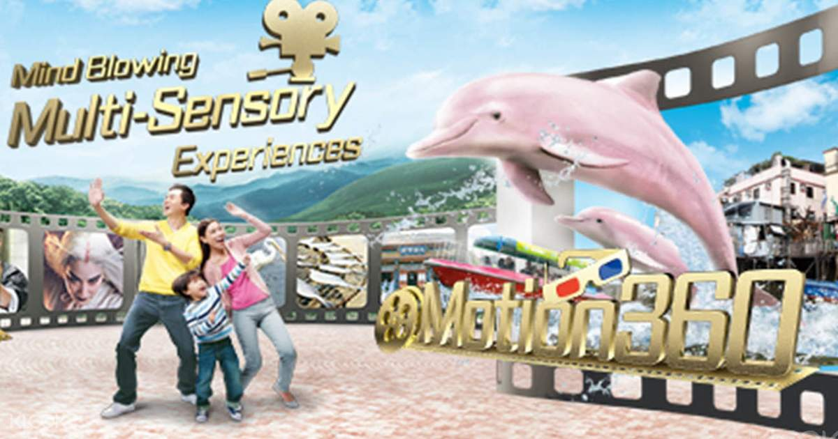 360 Fun Pass Attraction Package - Klook