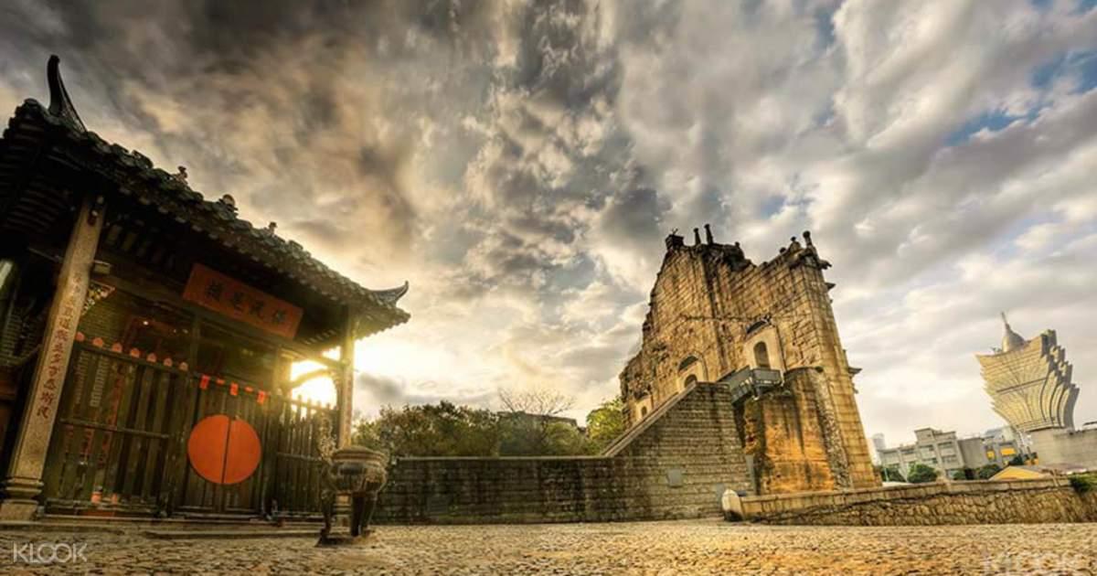 Sightsee Macau - Klook