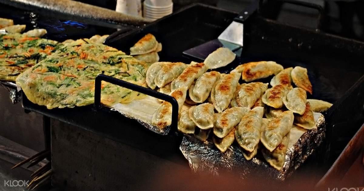 Korean Street Food and BBQ Tour - Klook