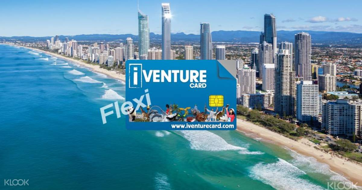 iVenture Gold Coast Flexi Attractions Pass - Klook