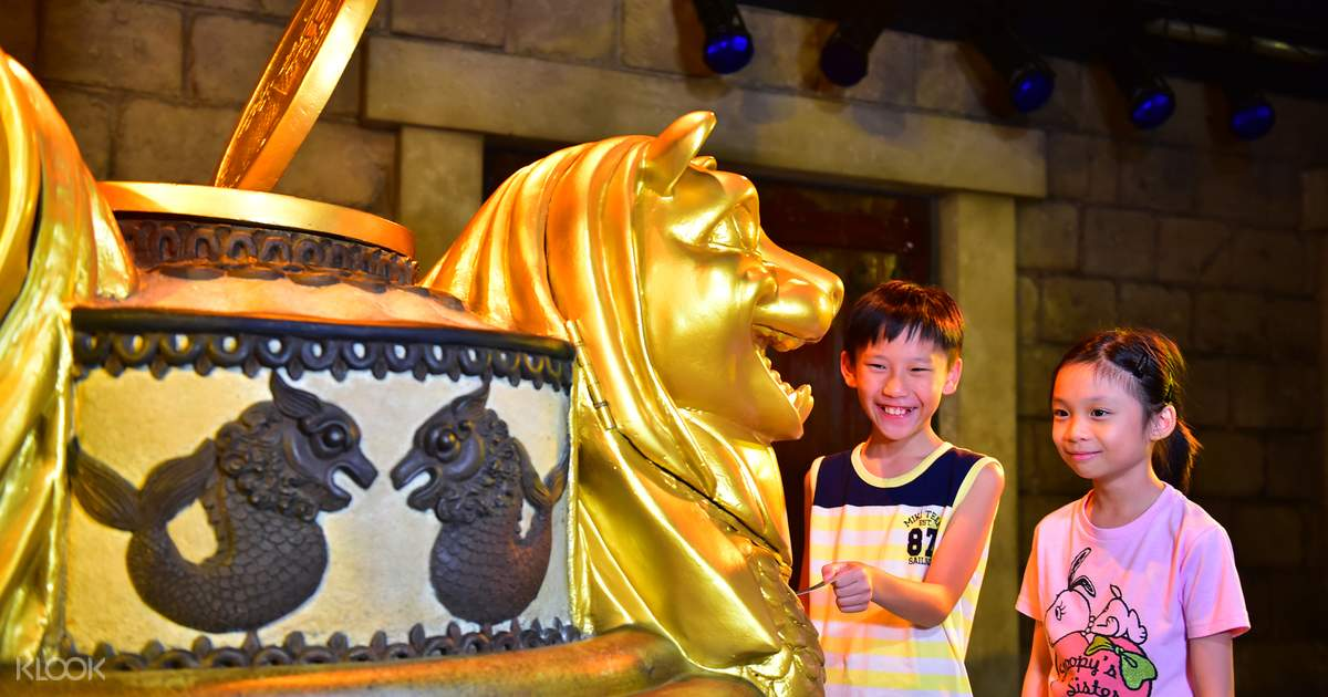 Merlion Tower Singapore Discount Entry - Klook