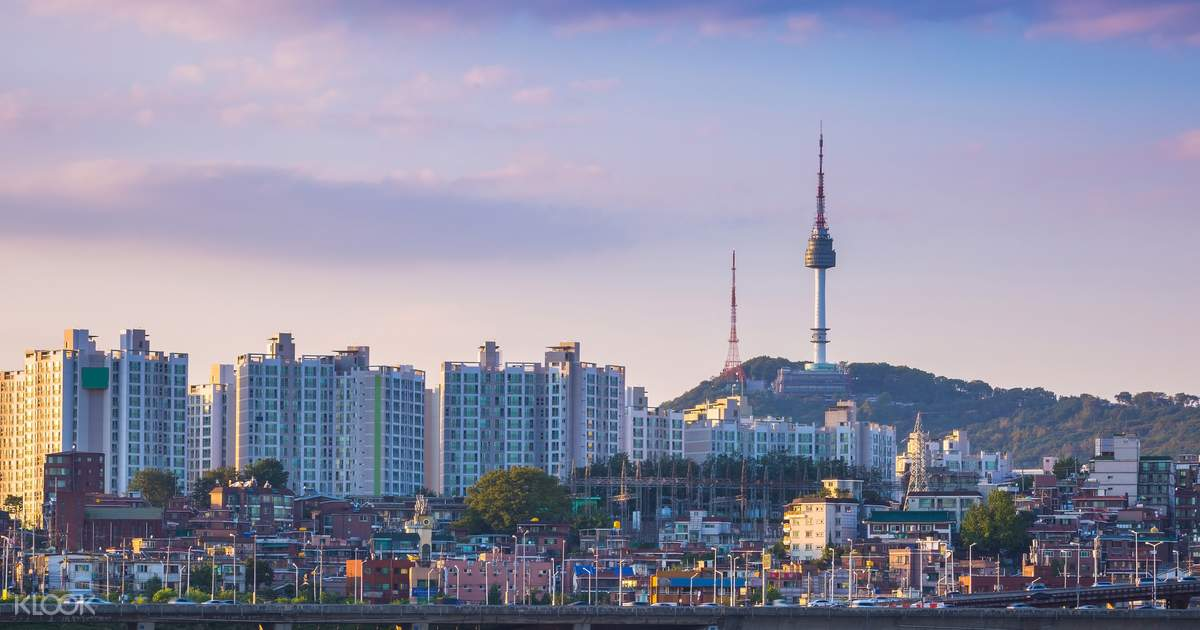 Tiket Promo 15% Seoul Tower- Klook