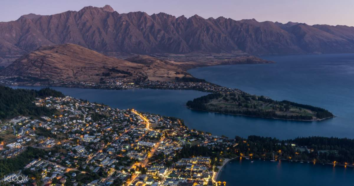 Queenstown Skyline Gondola Discount Tickets - Klook