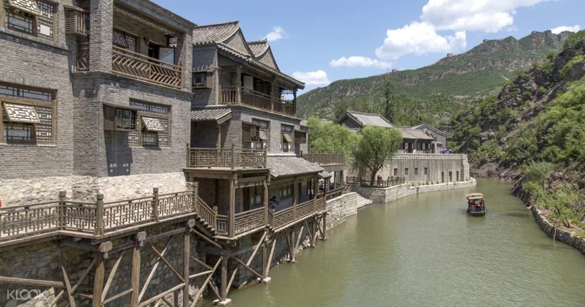 Great Wall of China Simatai & Gubei Water Town - Klook