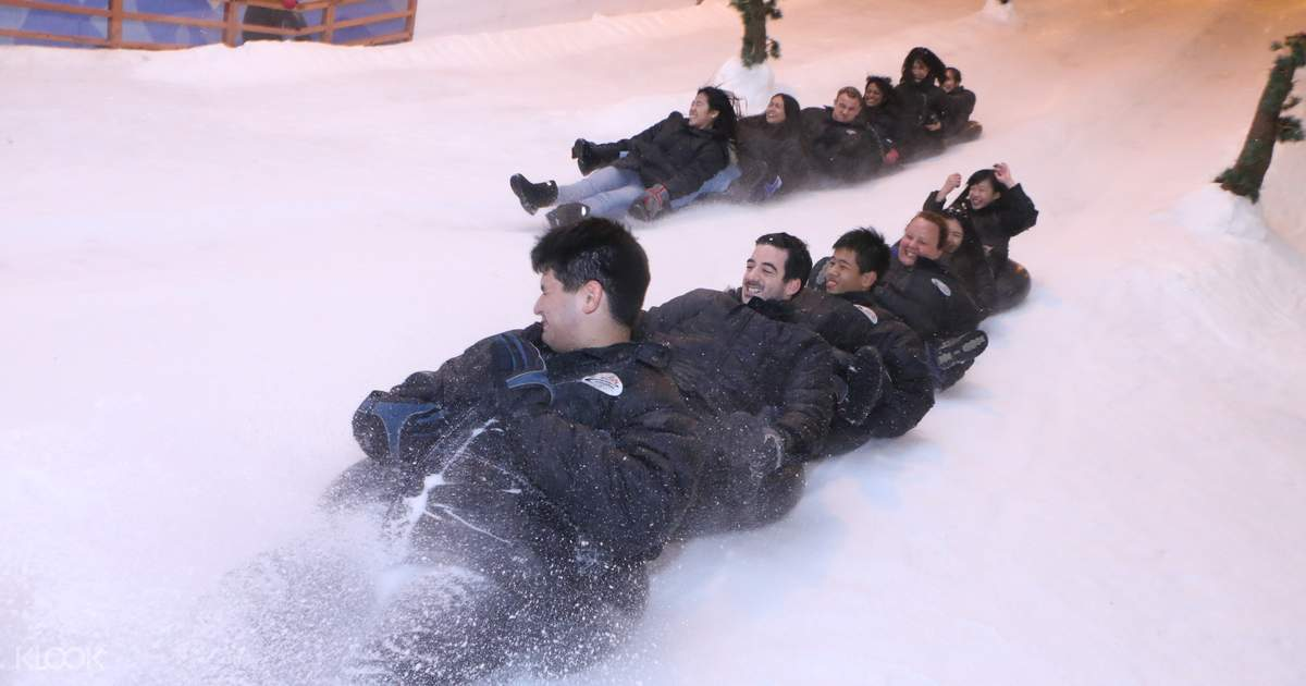 7b5bddb28 Snow Play Session in Snow City Singapore - Klook