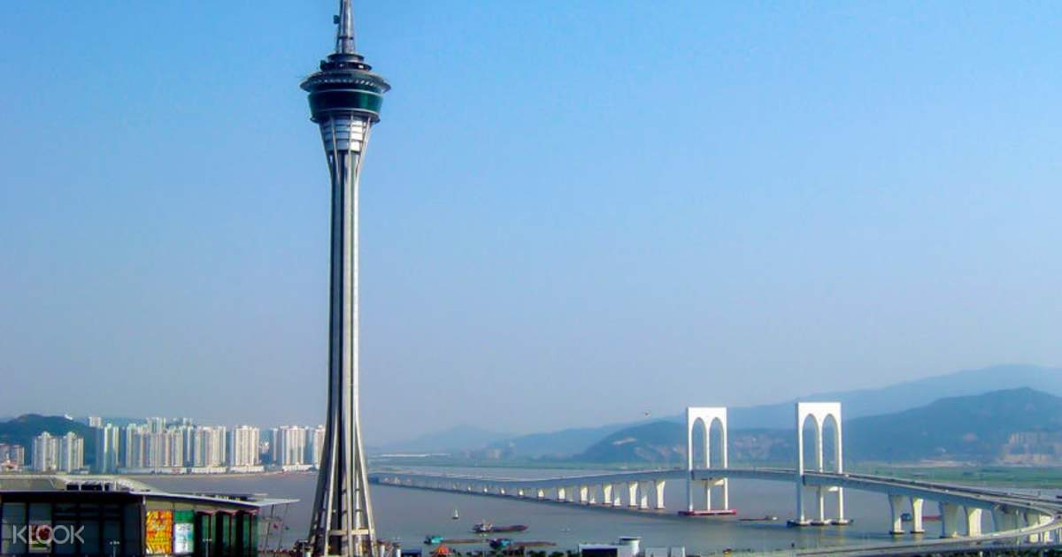 Sightsee Macau - Klook