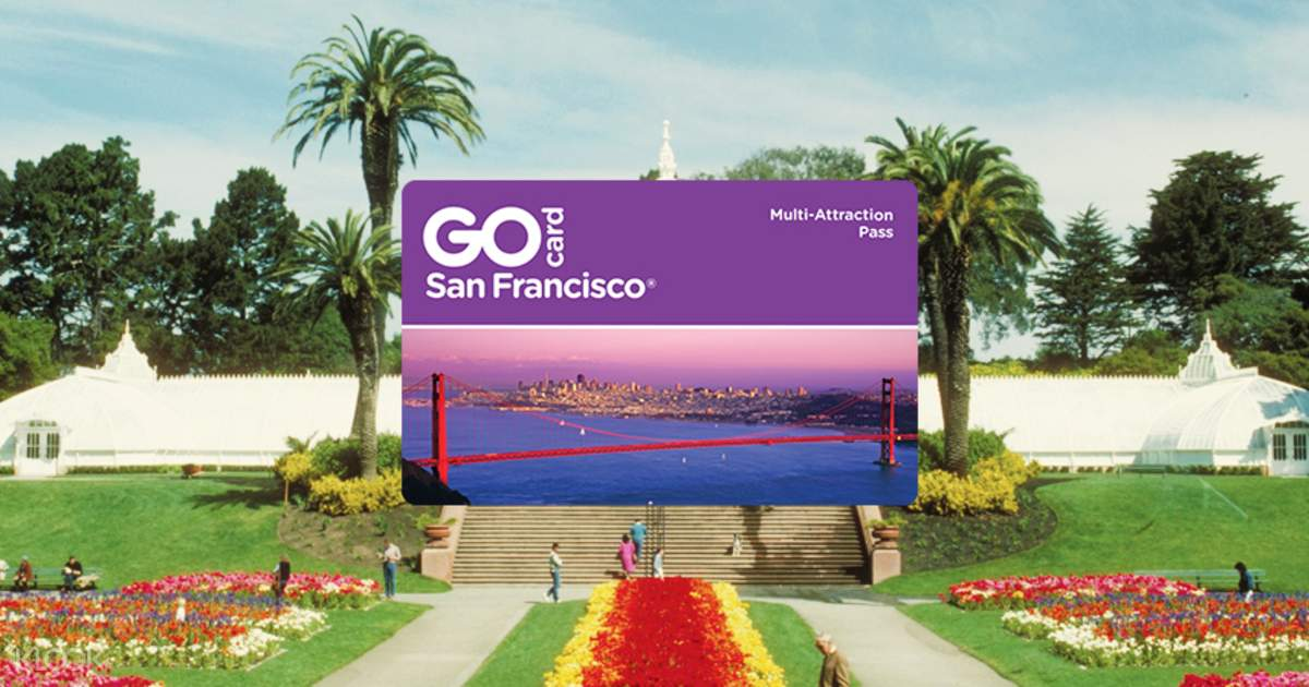 Go San Francisco Card - All Inclusive Pass