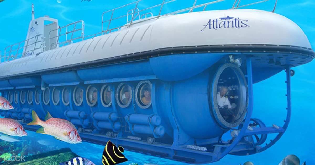 Submarine Adventure - Klook