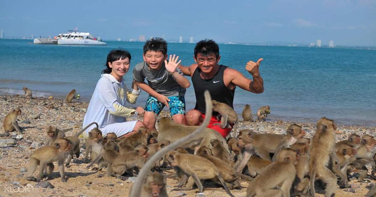 Pattaya Island Hopping (Koh Pai + Koh Rin + Koh Ped) in